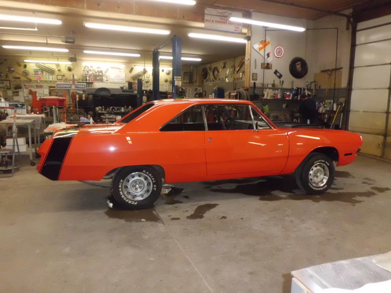dodge dart swinger page